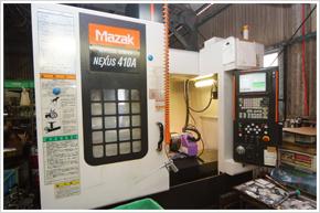 立型マシニングセンター MAZAK NEXUS 410A 900×410×570